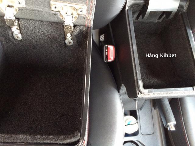 chọn hộp tỳ tay ô tô kibbet